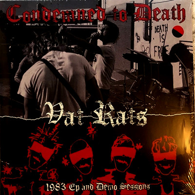 CONDEMNED TO DEATH - 1983 EP And Demo Sessions LP
