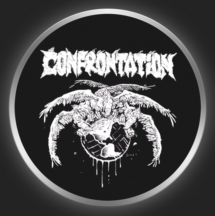 CONFRONTATION - World Button