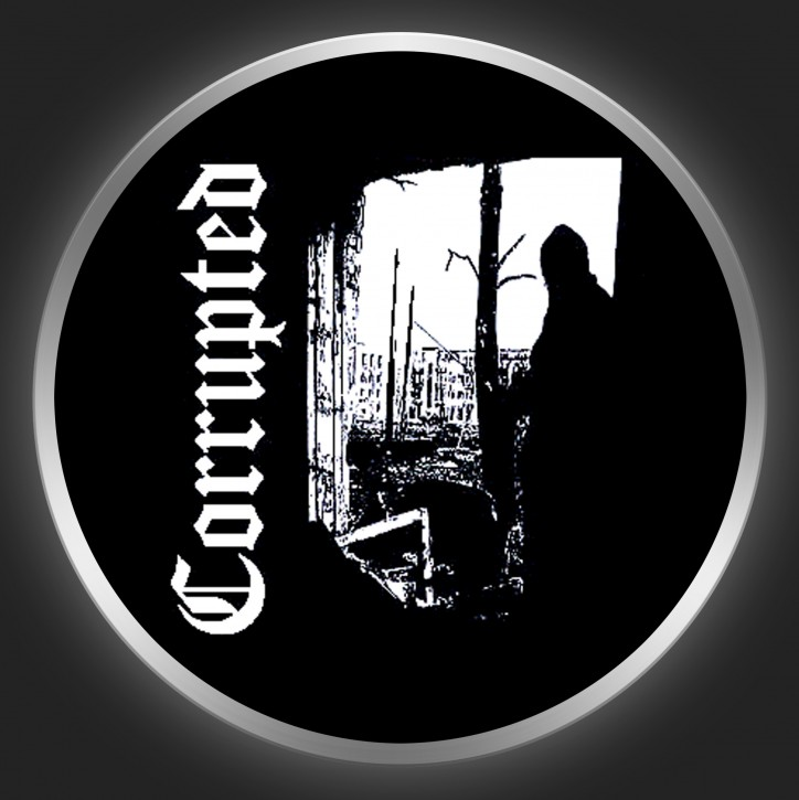 CORRUPTED - La Victima Button