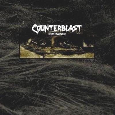 COUNTERBLAST - Nothingness 2 x LP
