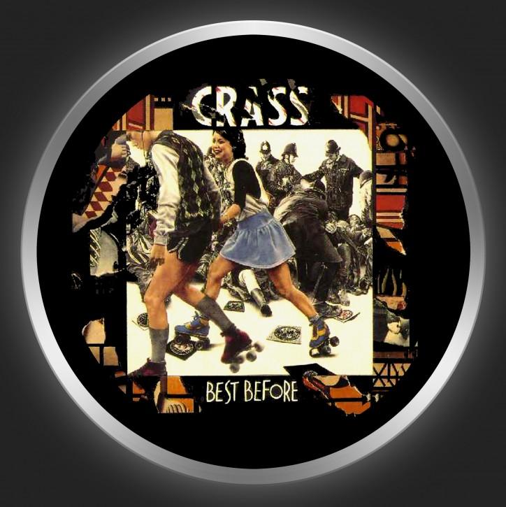 CRASS - Best Before Button