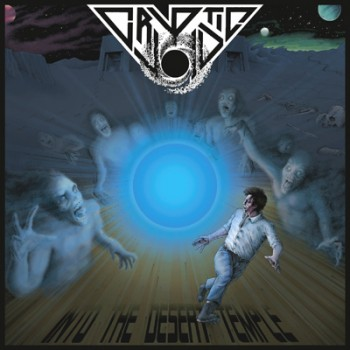 CRYPTIC VOID - Into The Desert Temple LP