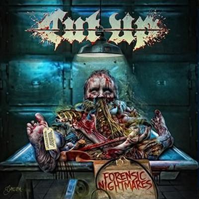 CUT UP - Forensic Nightmares LP (Viole[n]t)