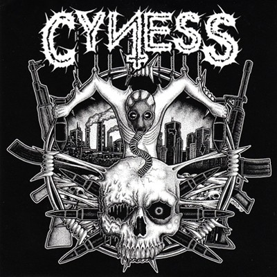 CYNESS / PRETTY LITTLE FLOWER - Split EP