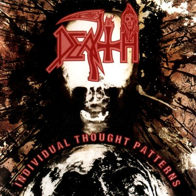 DEATH - Individual Thought Patterns (25th Anniversary Edition) 2 x  LP (Silver)