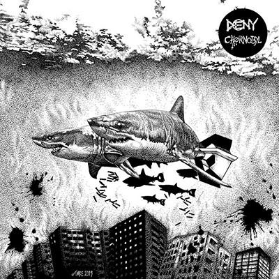DENY / CHØRNOBYL - Split EP