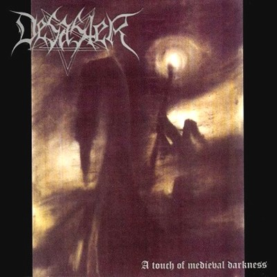 DESASTER - A Touch Of Medevial Darkness LP