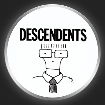 DESCENDENTS - Milo Goes To College Button
