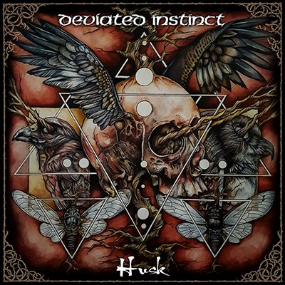 DEVIATED INSTINCT - Husk 12""