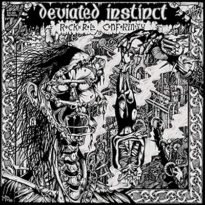 DEVIATED INSTINCT - Rock ´N´ Roll Conformity LP