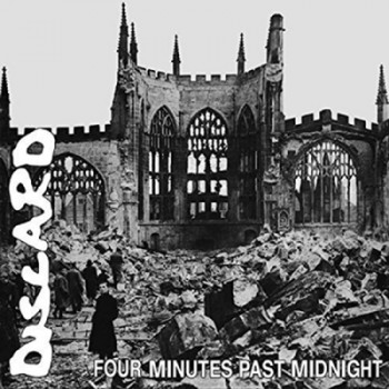 DISCARD - Four Minutes Past Midnight LP (Die Hard)