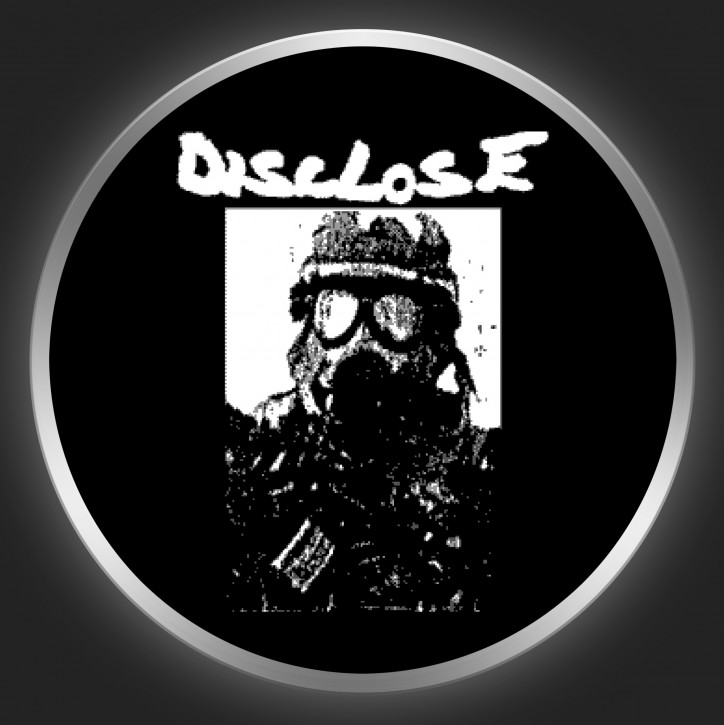 DISCLOSE - Soldier Button