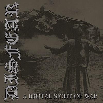 DISFEAR - A Brutal Sight Of War LP