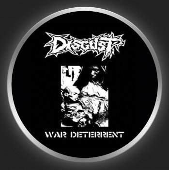 DISGUST - War Deterrent Button