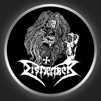 DISMEMBER - Bloodred Button