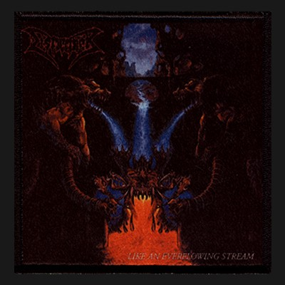 DISMEMBER - Like An Everflowing Stream Patch