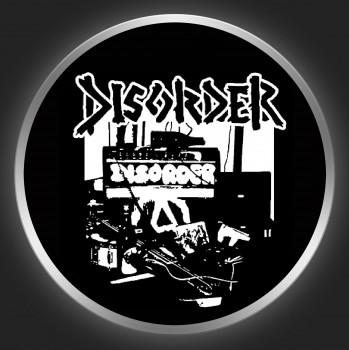 DISORDER - Same Button