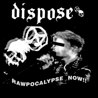 DISPOSE / INFEKZIOA - Split LP