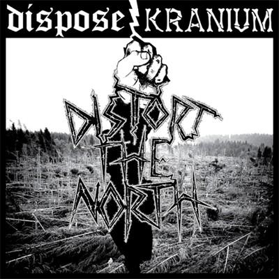 DISPOSE / KRANIUM - Split LP