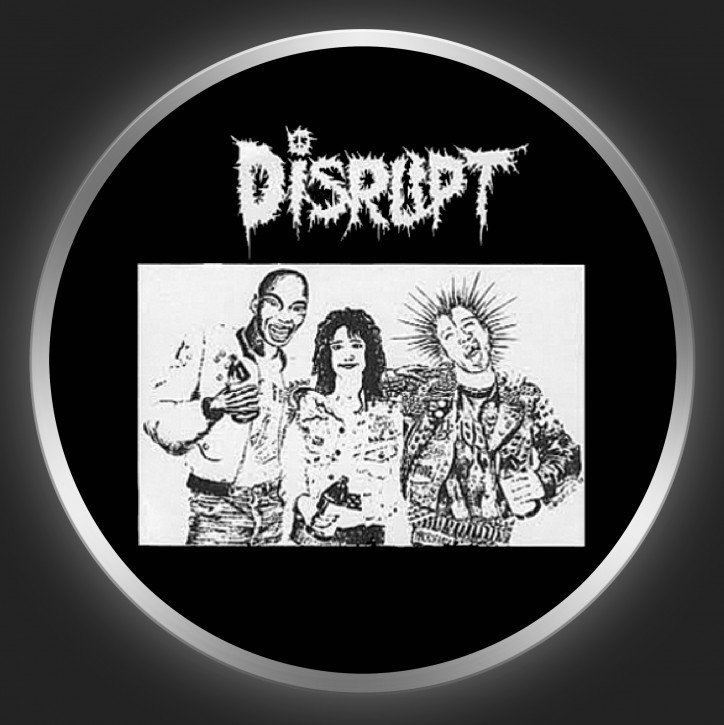 DISRUPT - Smash Divisions Button