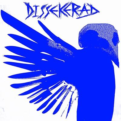 DISSEKERAD - Mörkret Tilltar LP (Transparent Blue)