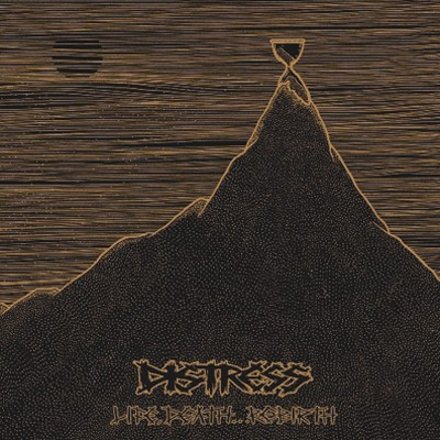 DISTRESS - Life, Death ... Rebirth LP