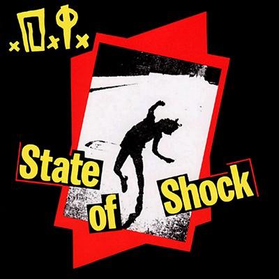 D.I. - State Of Shock LP (Light Blue)