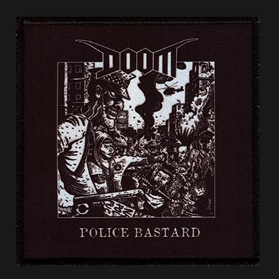 DOOM - Police Bastard Patch