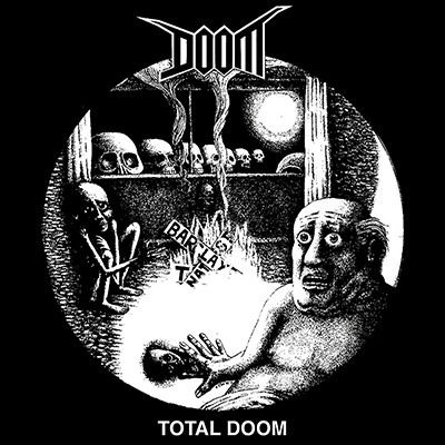 DOOM Total Doom 2 x LP
