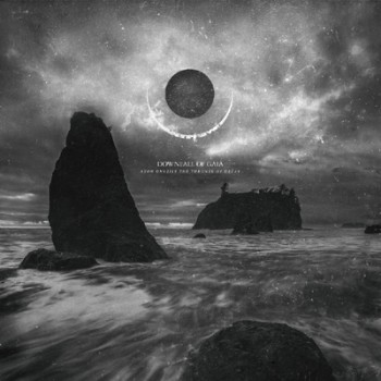 DOWNFALL OF GAIA - Aeon Unveils The Thrones Of Decay 2 x LP (Black / Golden Haze)