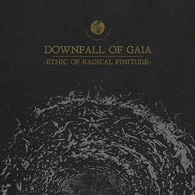 DOWNFALL OF GAIA - Ethic Of Radical Finitude LP (Grey Marbled)