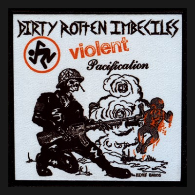 D.R.I. - Violent Pacification Patch