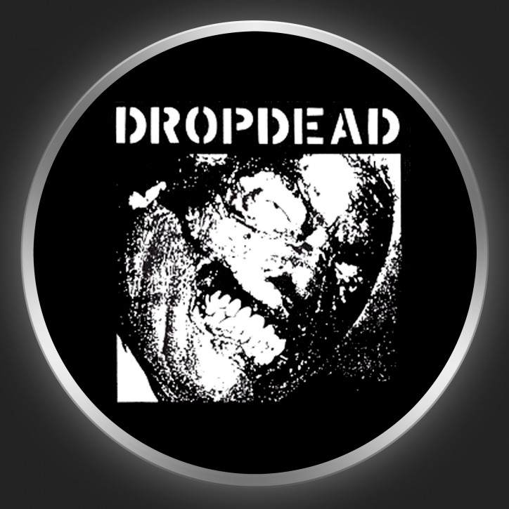 DROP DEAD - Logo + Face Button
