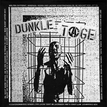 DUNKLE TAGE - Discography LP