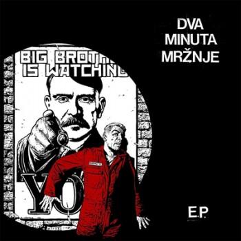 DVA MINUTA MRZNJE - Same EP