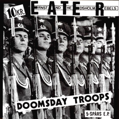 E.A.T.E.R. - Doomsday Troops EP