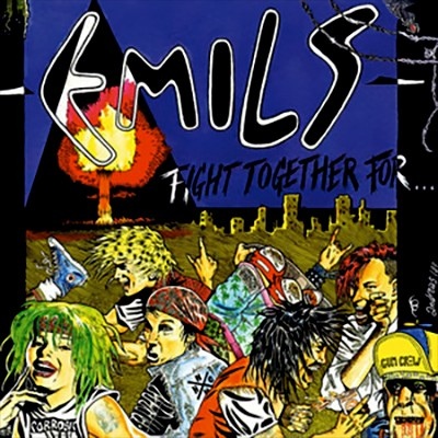 EMILS - Fight Together For ... LP + EP (Black)