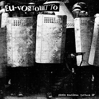 EU-VOSTOLIITTO - Yksin Maailmaa Vastaan EP