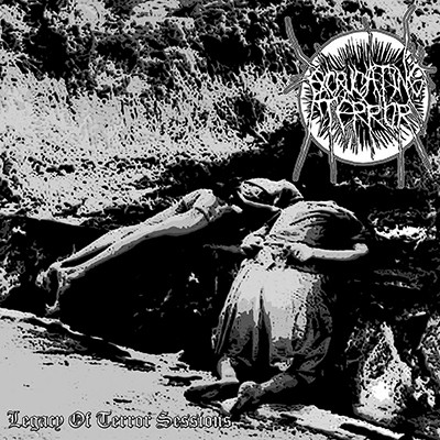 EXCRUCIATING TERROR - Legacy Of Terror Sessions LP