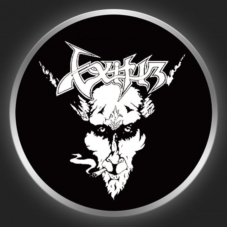 EXIT-13 - Smoking Devil Button