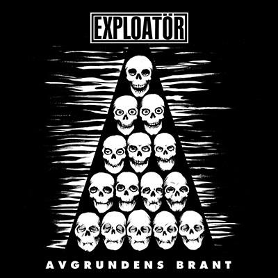 EXPLOATÖR - Avgrundens Brant LP