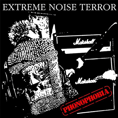 EXTREME NOISE TERROR - Phonophobia (The Second Coming) 2 x LP (Red)
