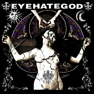 EYEHATEGOD - Same LP (Clear / Black Splatter)