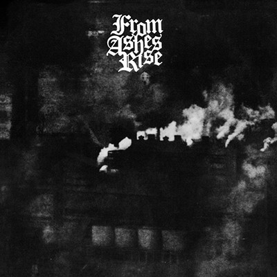 FROM ASHES RISE - Concrete & Steel (Remastered) LP