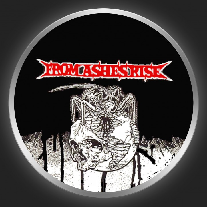 FROM ASHES RISE - Life And Death Button