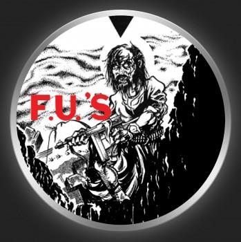 FU´S - Kill For Christ Button