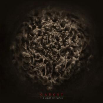 GADGET - The Great Destroyer LP (Gold)
