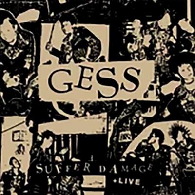 GESS - Suffer Damage & Live LP + CD