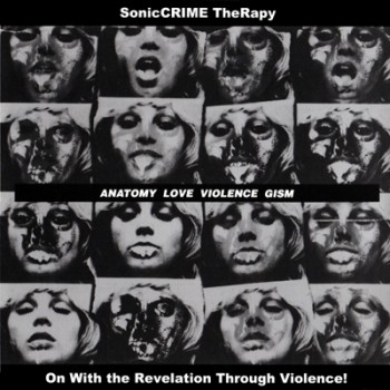 G.I.S.M. - SonicCRIME TheRapy 2 x LP