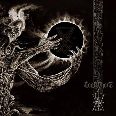 GOATWHORE - Vengeful Ascension LP (Clear / Black Marbled)